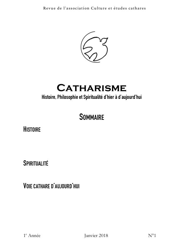Revue Catharisme
